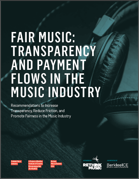 music blog, Berlin, music blogger, Fair Music Transparency and Money Flows in the Music Industry