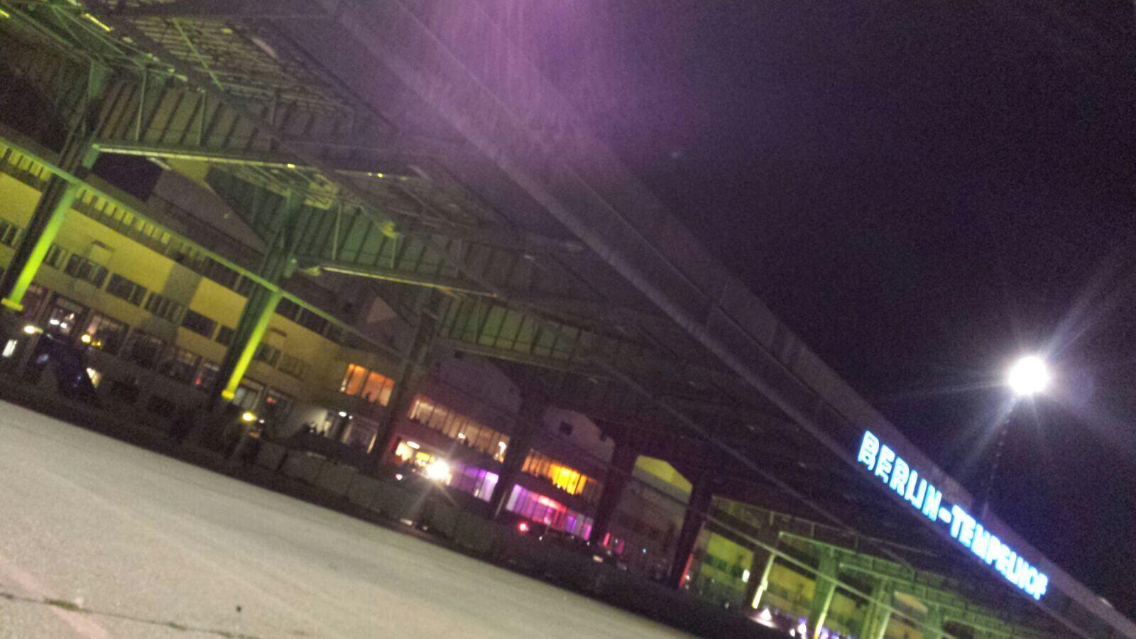 music blog, Berlin, music blogger, Lollapalooza Berlin 2015, Hangar, Tempelhofer Flughafen, Tempelhof Airport