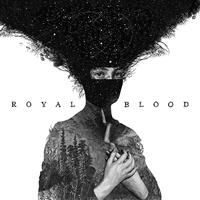Royal Blood Best Art Vinyl Award 2014
