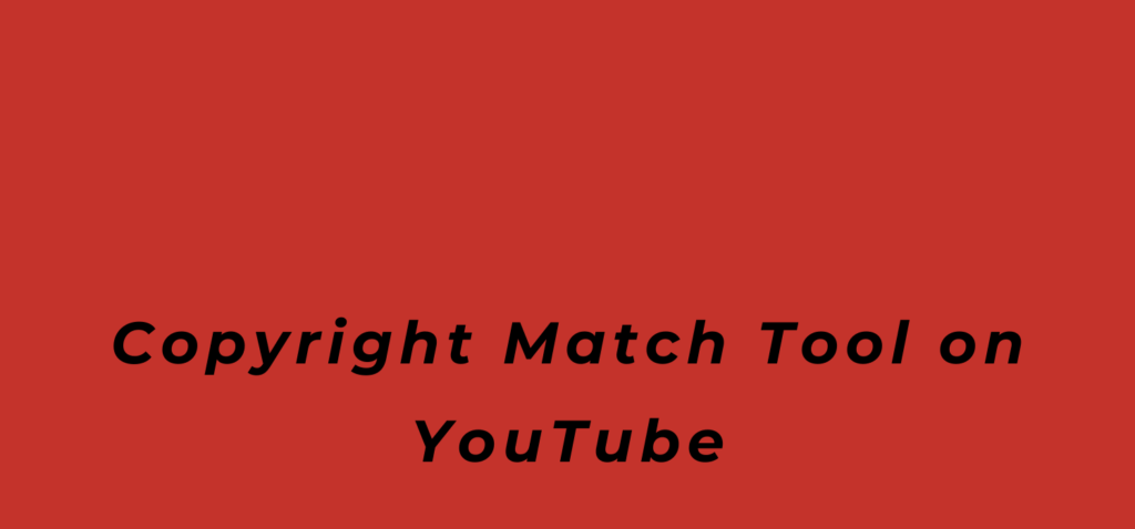 Copyright Match Tool on YouTube, Copyright Match Tool, Copyright on YouTube, Metadata Management in the Music Industry, Metadata Management 101, BlackbirdPunk Consulting, Digital Consulting for the Music Industry, music industry digital entertainment agency, Berlin, berlin, digital, work digital, freelancer digital music industry