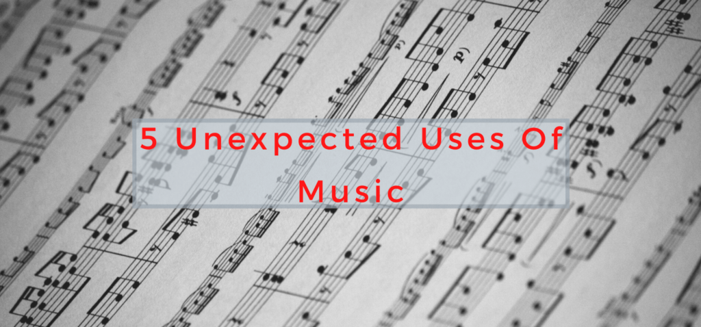 Unexpected uses of music, how you can use music, Artist Manager, BlackbirdPunk Consulting, Digital Consulting for the Music Industry, music industry digital entertainment agency, Berlin, berlin, digital, work digital, freelancer digital music industry