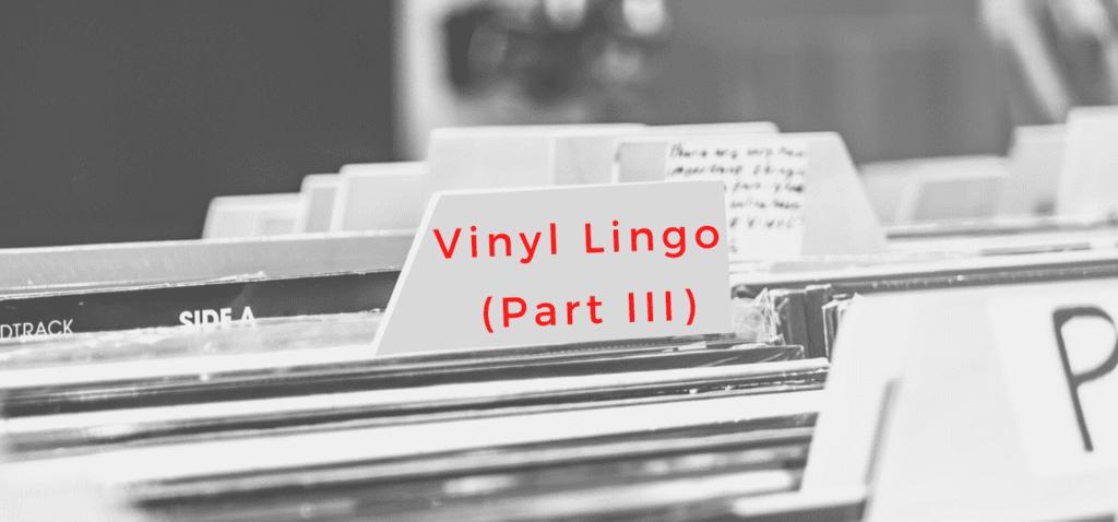 Vinyl Lingo, How to speak Vinyl, BlackbirdPunk Consulting, Digital Consulting for the Music Industry, music industry digital entertainment agency, Berlin, berlin, digital, work digital, freelancer digital music industry