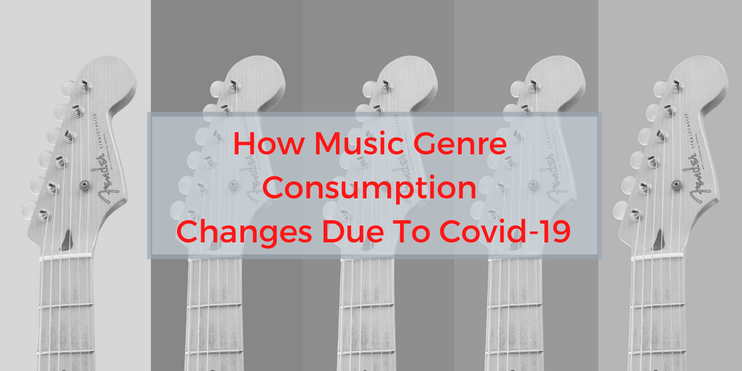 How Music Genre Consumption Changes Due To Covid-19. BlackbirdPunk Consulting, Digital Consulting for the Music Industry, music industry digital entertainment agency, Berlin, berlin, digital, work digital, freelancer digital music industry