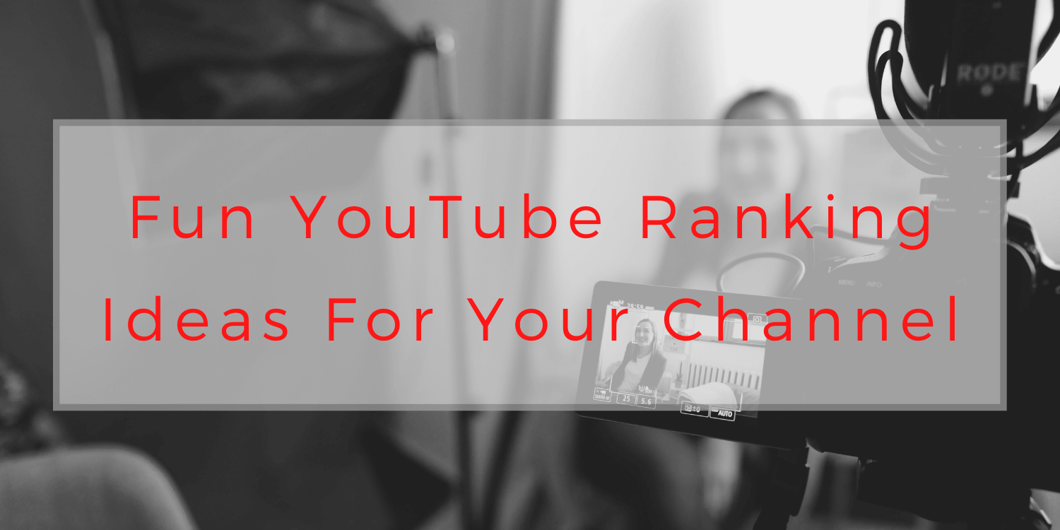YouTube ranking, YouTube ranking ideas, Sara-Lena Probst, sara-lena probst, saralenaprobst.com, Blog about Music, Music Blog, BlackbirdPunk, Blackbirdpunk Consulting, Digital Consulting for the Music Industry, music industry digital entertainment agency, Berlin, berlin, digital, work digital, freelancer digital music industry