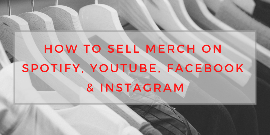How to sell Merchandise on Spotify, YouTube, Facebook and Instagram, music merch, spotify social media, spotify social media tricks, Spotify, Sara-Lena Probst, sara-lena probst, saralenaprobst.com, Blog about Music, Music Blog, BlackbirdPunk, Blackbirdpunk Consulting, Digital Consulting for the Music Industry, music industry digital entertainment agency, Berlin, berlin, digital, work digital, freelancer digital music industry
