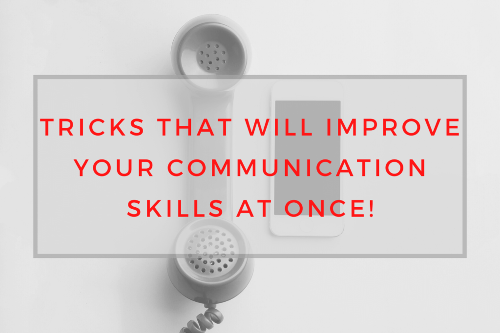 Communication skills, quality features of musician websites