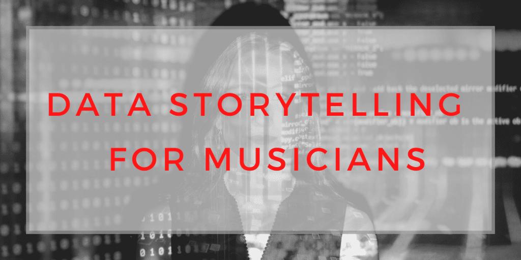 Data Storytelling, data, data analytics, saralenaprobst.com, Blog about Music, Music Blog, BlackbirdPunk, Blackbirdpunk Consulting, Digital Consulting for the Music Industry, music industry digital entertainment agency, Berlin, berlin, digital, work digital, freelancer digital music industry
